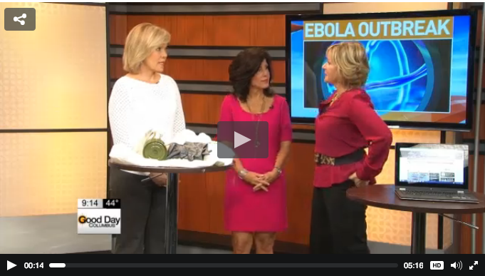 Ebola Outbreak Interview - Good Day Columbus